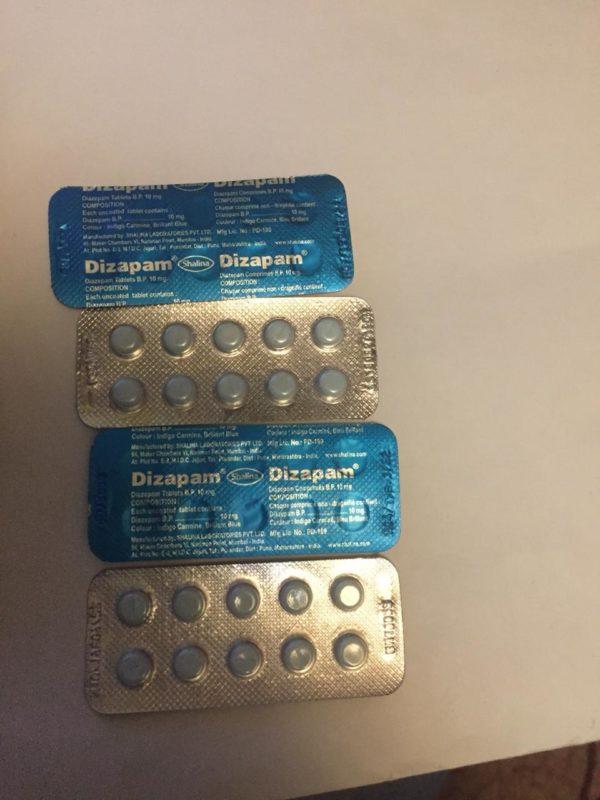 Buy Diazepam online without prescription